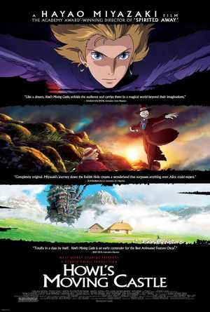 Howl's Moving Castle - Animatie Film