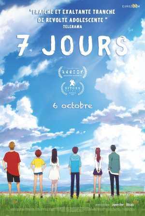 7 Jours - Dramatische komedie, Animatie Film