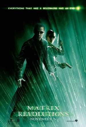 The Matrix Revolutions - Actie, Science-Fiction