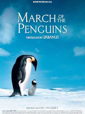 March of the Penguins - Documentaire