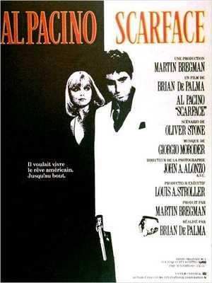 Scarface - Actie, Thriller, Drama