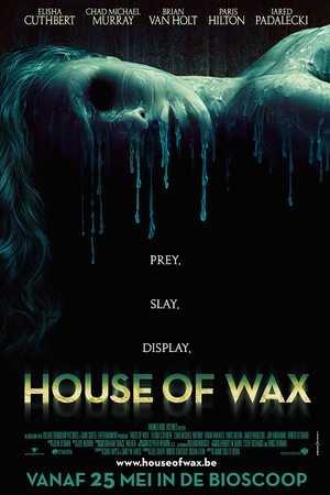 House of Wax - Horror, Thriller
