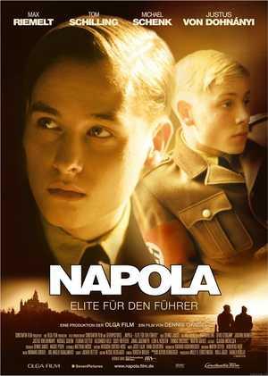 Napola - Oorlogfilm, Drama