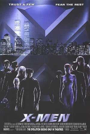X-Men - Actie, Science-Fiction, Thriller, Fantastiek
