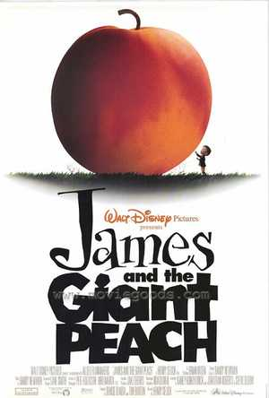 James and The Giant Peach - Tekenfilm