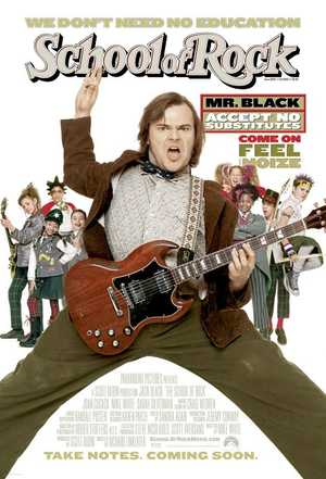 The School of Rock - Komedie