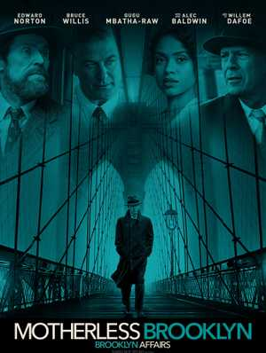 Motherless Brooklyn - Thriller, Drama