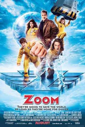 Zoom - Drama, Komedie, Fantastiek, Avontuur