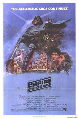 Star Wars Episode 5 : The Empire Strikes Back - Fantasy, Avontuur, Science-Fiction