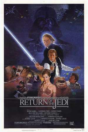 Star Wars Episode 6 : Return of The Jedi - Avontuur, Fantastiek
