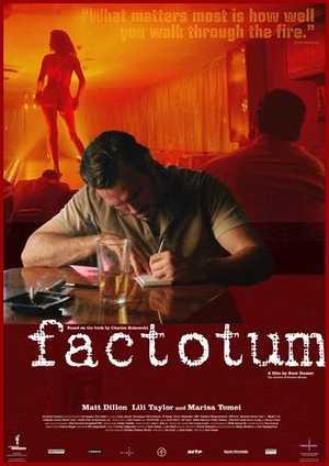 Factotum - Komedie, Drama