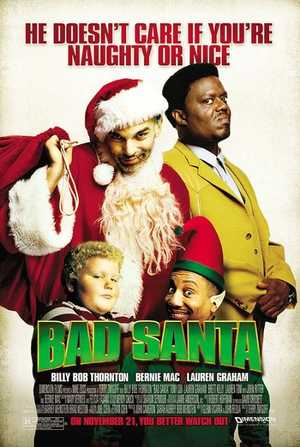 Bad Santa - Komedie