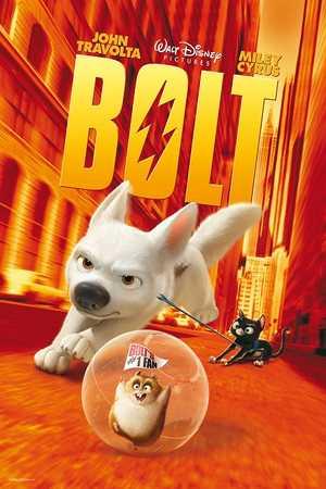 Bolt - Komedie, Animatie Film