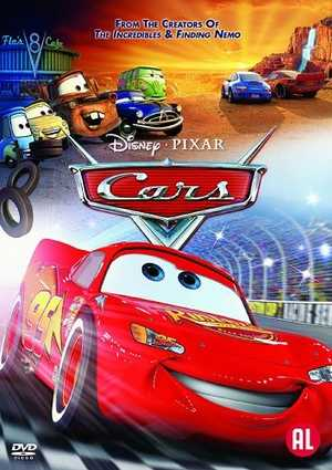 Cars - Komedie, Animatie Film