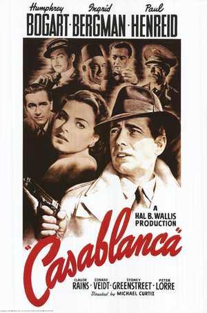 Casablanca - Dramatische komedie