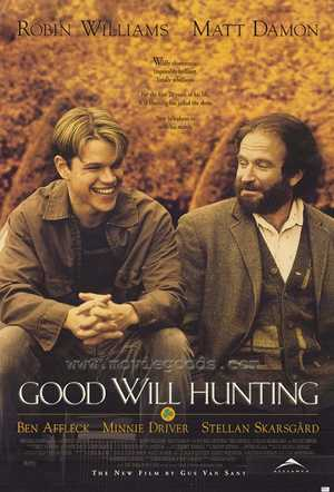 Good Will Hunting - Dramatische komedie