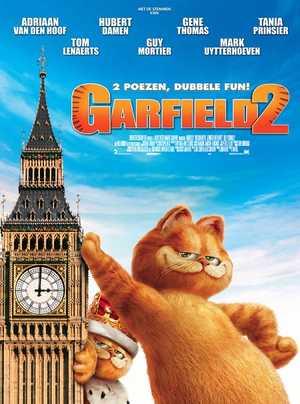 Garfield 2 - Animatie Film