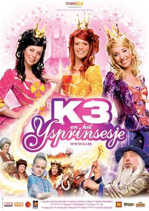 K3 en het Ijsprinsesje - Familie