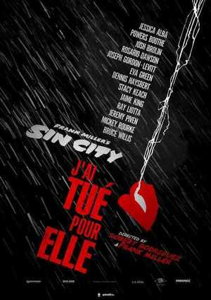 Sin City 2 : A Dame to Kill For - Actie, Thriller