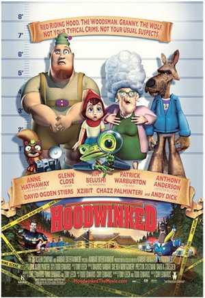 Hoodwinked - Animatie Film