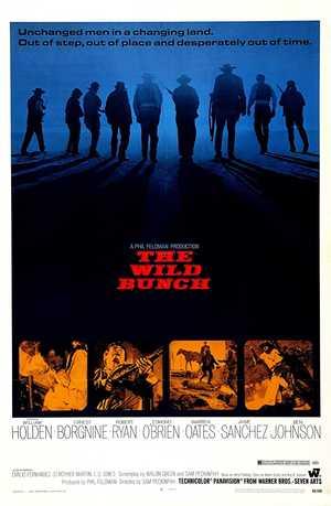The Wild Bunch - Actie, Drama, Western