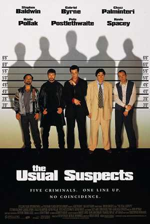 The Usual Suspects - Politie, Thriller