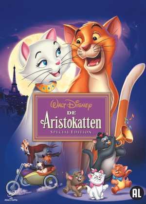 De Aristokatten - Tekenfilm