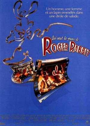 Who Framed Roger Rabbit ? - Komedie, Animatie Film
