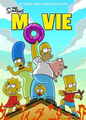 The Simpsons Movie - Komedie, Animatie Film