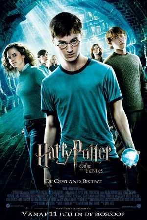 Harry Potter en de Orde van de Feniks - Familie, Fantastiek, Avontuur