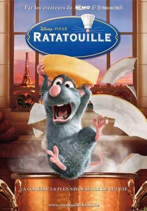 Ratatouille - Komedie, Animatie Film