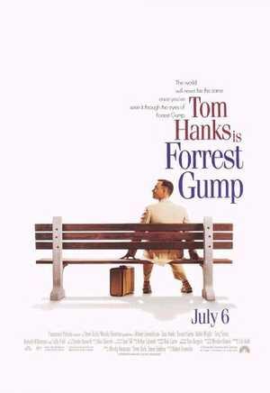 Forrest Gump - Dramatische komedie