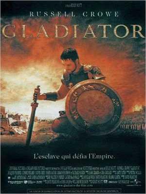Gladiator - Actie, Drama, Avontuur, Peplum