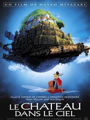 Castle in the Sky - Animatie Film