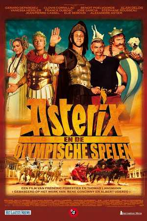 Astérix en de Olympische Spelen - Komedie