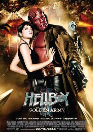 Hellboy 2 : The Golden Army - Actie