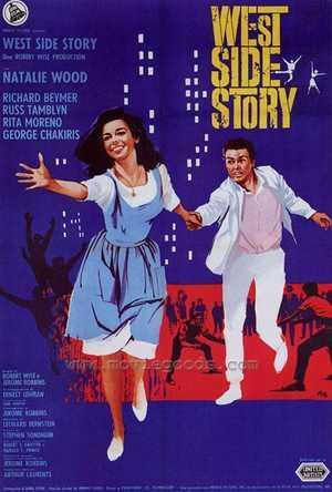 West Side Story - Dramatische komedie, Muziek