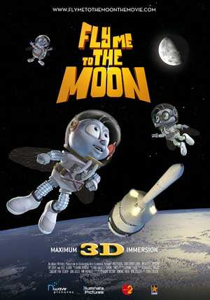 Fly Me To The Moon 3D - Animatie Film