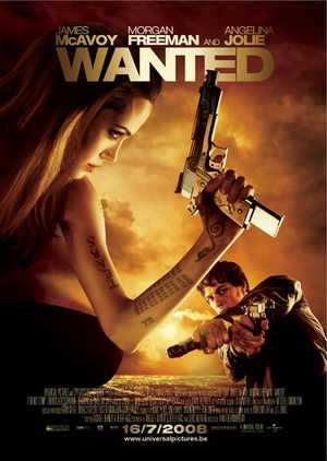 Wanted - Actie
