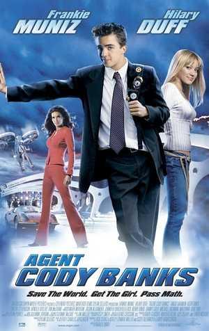 Agent Cody Banks - Actie, Avontuur, Komedie