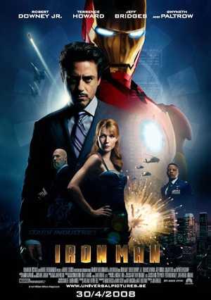 Iron Man - Actie