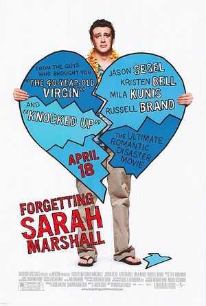 Forgetting Sarah Marshall - Komedie, Romantisch
