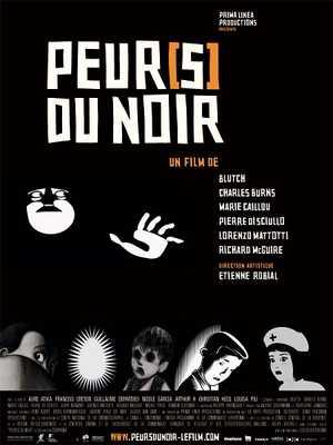 Peur(s) du Noir - Animatie Film