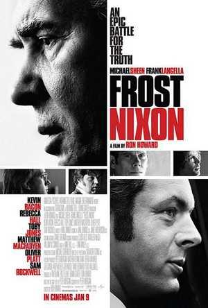 Frost / Nixon - Drama