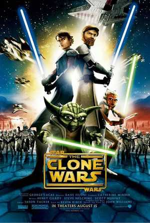 Guerre des clones (Star Wars) - Fantastiek, Animatie Film