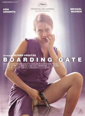 Boarding Gate - Thriller