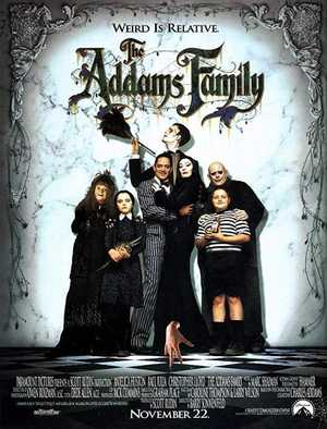 The Addams Family - Familie, Komedie, Fantasy