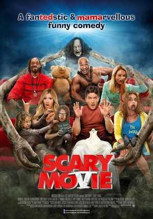 Scary Movie 5 - Komedie, Fantasy