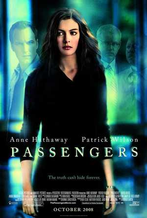 Passengers - Thriller, Drama, Fantastiek