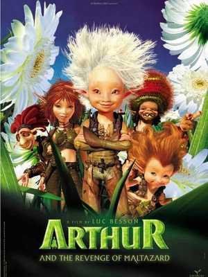 Arthur en de Wraak van Maltazard - Actie, Avontuur, Animatie Film